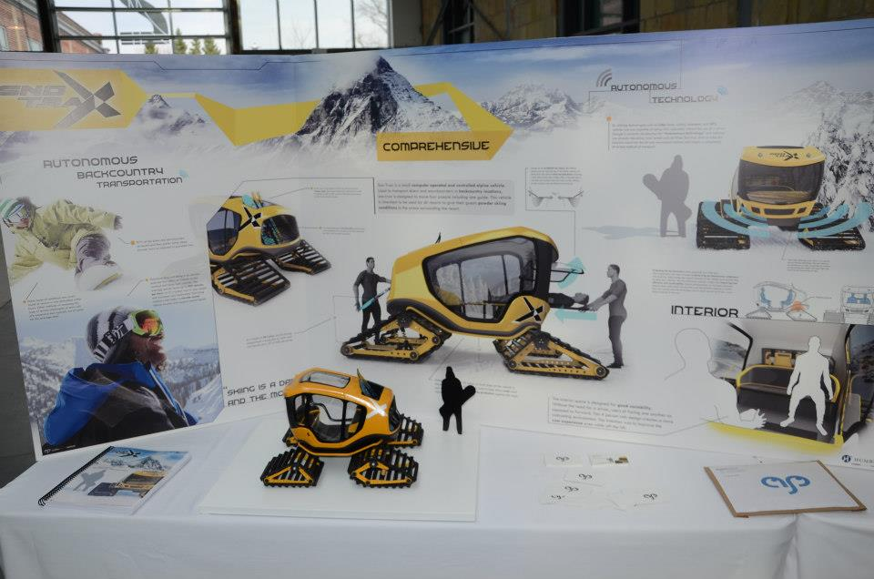 Humber college industrial design thesis
