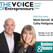 The Voice of Entrepreneurs