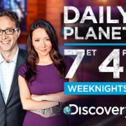 Daily Planet Airs 7 EST or 4 PST every Weeknight
