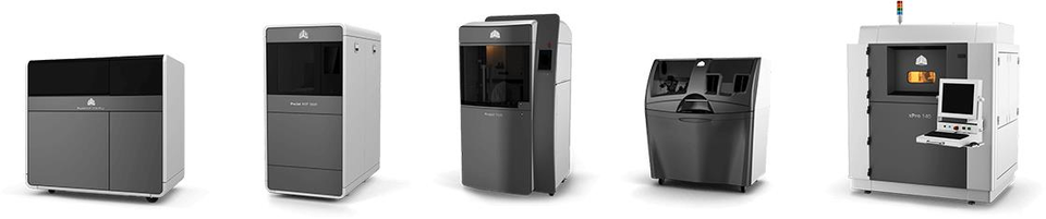 Objex Unlimited | 3D Systems Printers