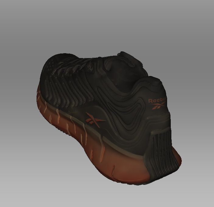 3D Scan of The Zig